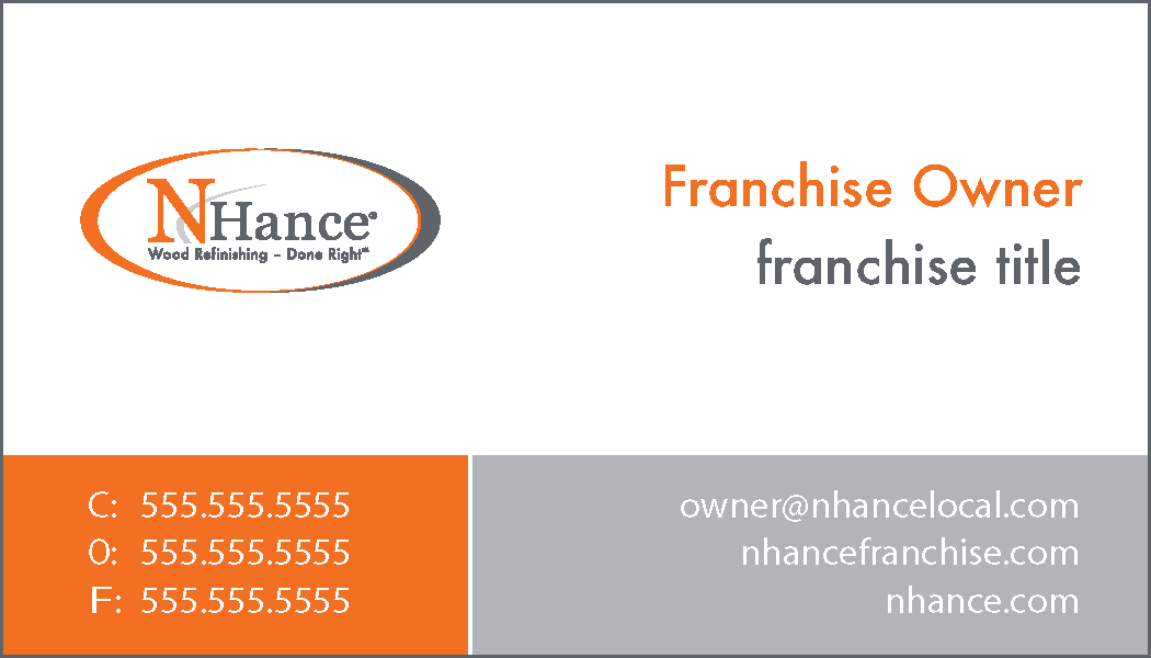 Nhance Products
